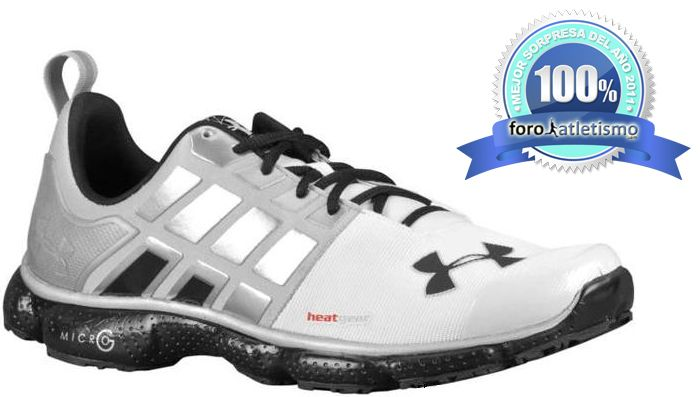 Under Armour Migro G Split Mejor sorpresa Foroatletismo 2011 Under Armour Micro G Split