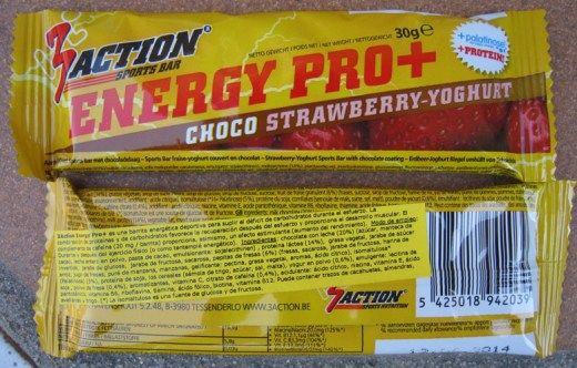 3Action Sports Productos - Energy Pro+