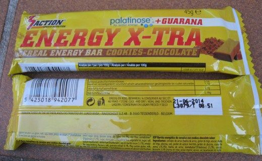3Action Sports Productos - Energy X-Tra