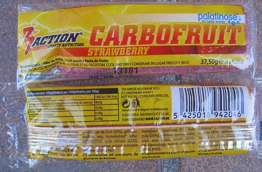 3Action Sports Productos - Carbofruit