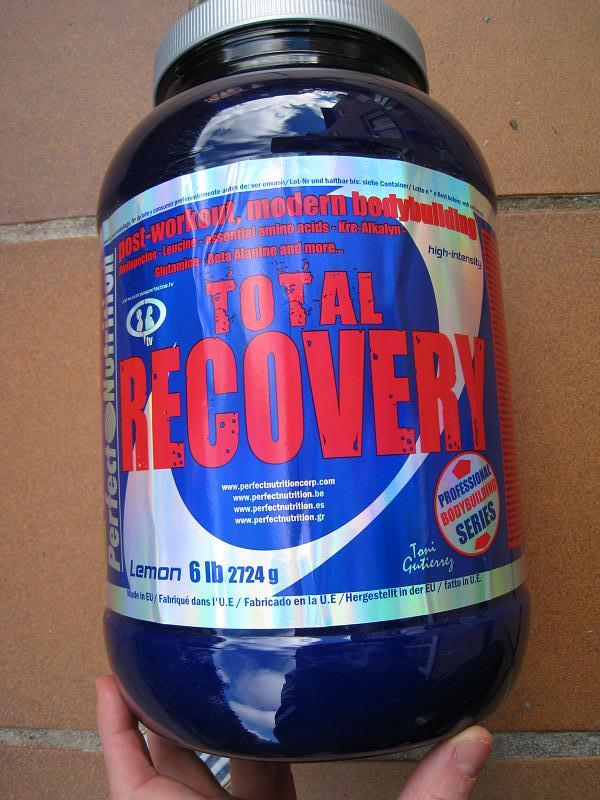 Total Recovery de Perfect Nutrition