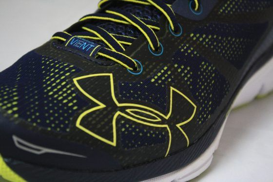 Under Armour Charged Bandit - Upper termosellado