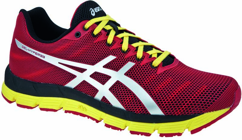 best authentic 9a2d8 a8aea ... asics gel hyper 33 sneaker. th  peso de la zapatilla 290 .