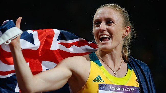 No hubo vallas suficientes para Sally Pearson