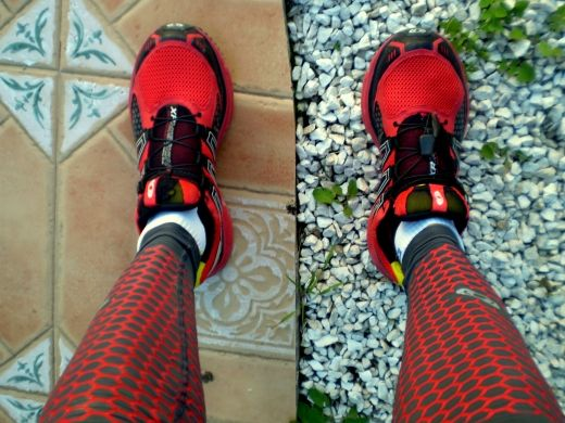 Salomon XR Mission - Horma