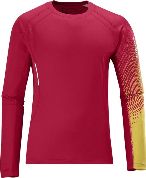 Camiseta Salomon Trail Runner + LS