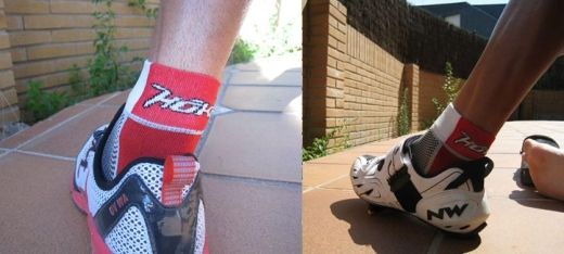 Calcetines de ciclismo/running Suzo