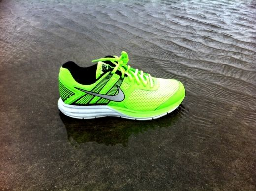 Nike Zoom Structure+ 16 - Perfil exterior
