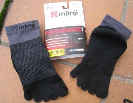 Injinji Performance Midweight - Calcetines Injinji Performance Midweight