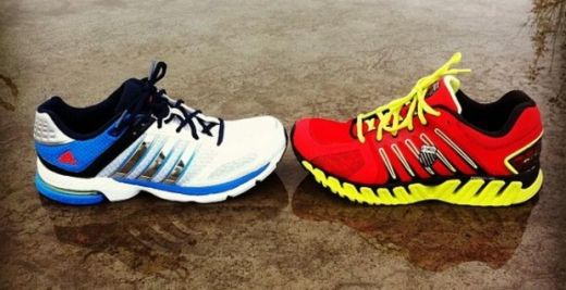 K-Swiss Blade Max Stable y Adidas Supernova Sequence 5