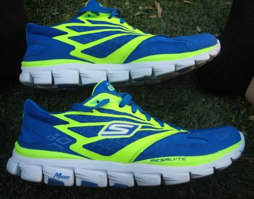 Skechers GOrun Ride - Vista Exterior-Interior