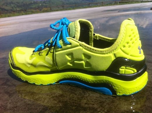 Under Armour Charge RC 2 - Perfil interior