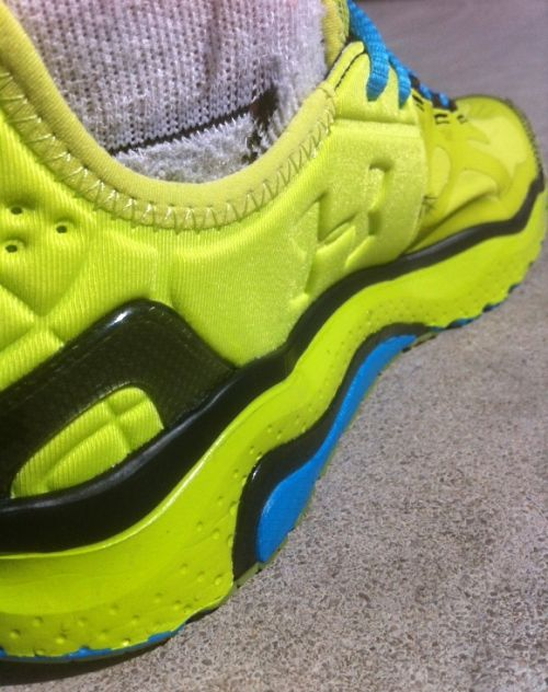 Under Armour Charge RC 2 -Puesta
