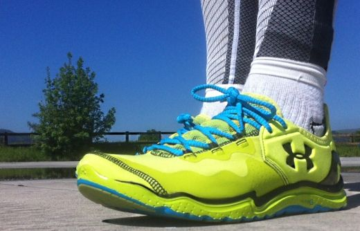 Under Armour Charge RC 2 - Puntera