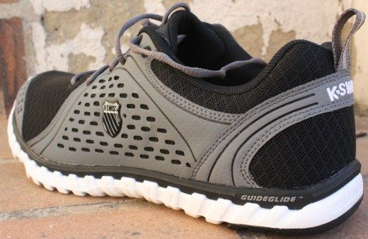 K-Swiss Blade Foot Run - Comparativa