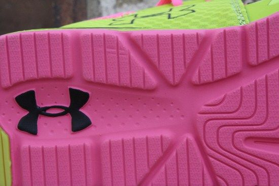 Under Armour Charge RC 2 Racer - Suela detalle