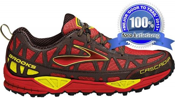 Mejor door to trail - Brooks Cascadia 8