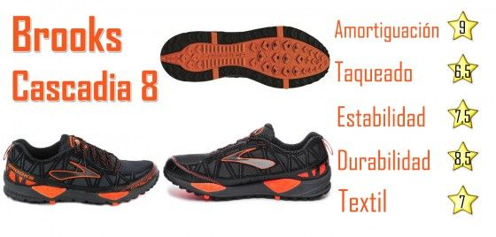 Brooks Cascadia 8