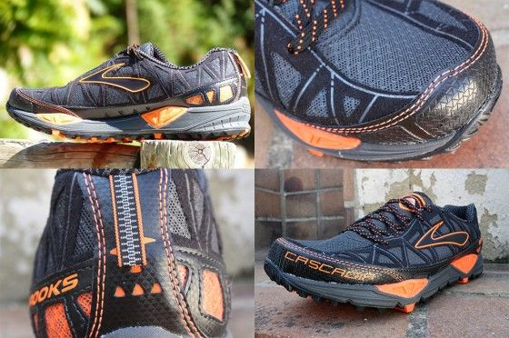 Brooks Cascadia 8 - Foto