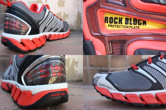 K-Swiss Blade Max Trail - Fotos