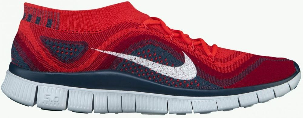 1ff6491781d3a Nike Free Flyknit+ - Foroatletismo.com