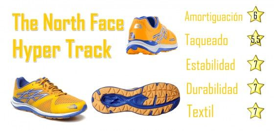 The North Face Hyper Track