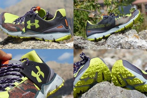 Under Armour Charge RC Storm- Fotos