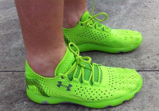 Under Armour Speedform RC - Puestas