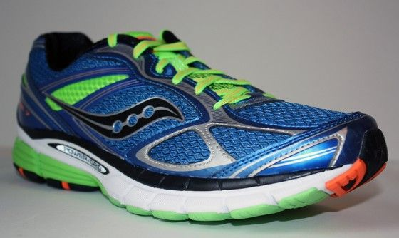 Saucony Powergrid Guide 7 - Perfil exterior