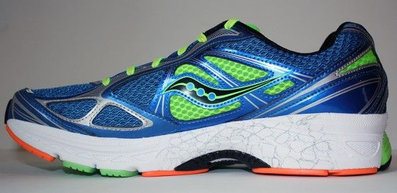 Saucony Powergrid Guide 7 - Perfil interior