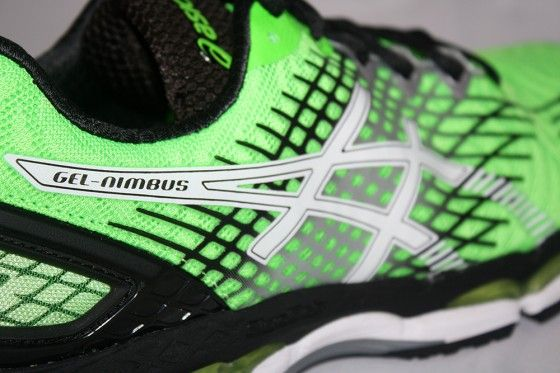 Asics Gel Nimbus 17 - Upper lateral