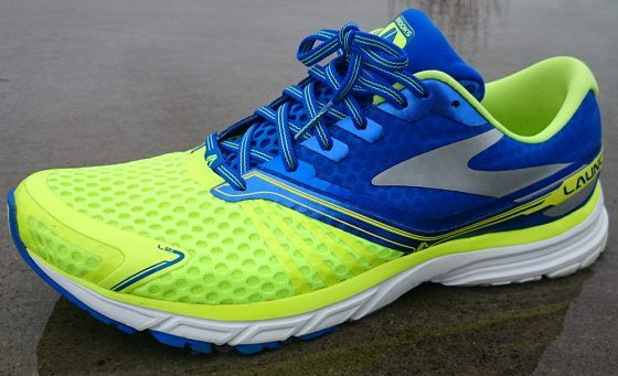Brooks Launch 2 - Perfil lateral
