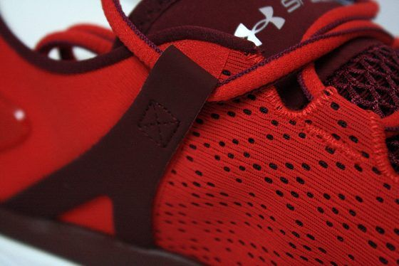 Under Armour Speedform Fortis - Upper detalle