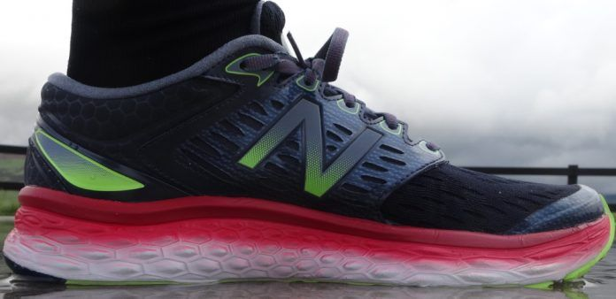 New Balance 1080 v6 Fresh Foam - Amortiguacion