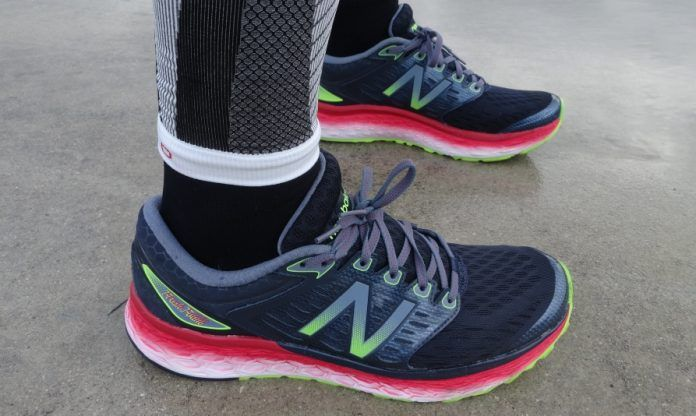 New Balance 1080 v6 Fresh Foam - Puestas
