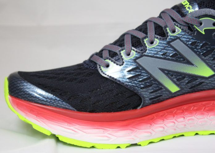 New Balance 1080 v6 Fresh Foam - Upper
