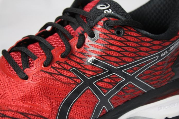 Asics Gel Nimbus 18 - Upper
