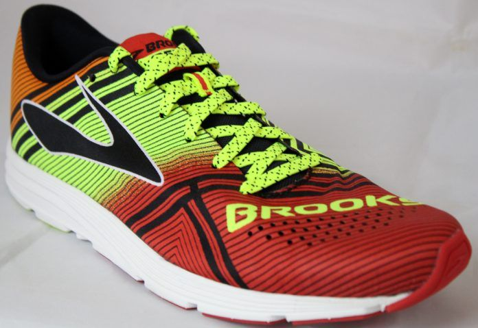 Brooks Hyperion - Perfil