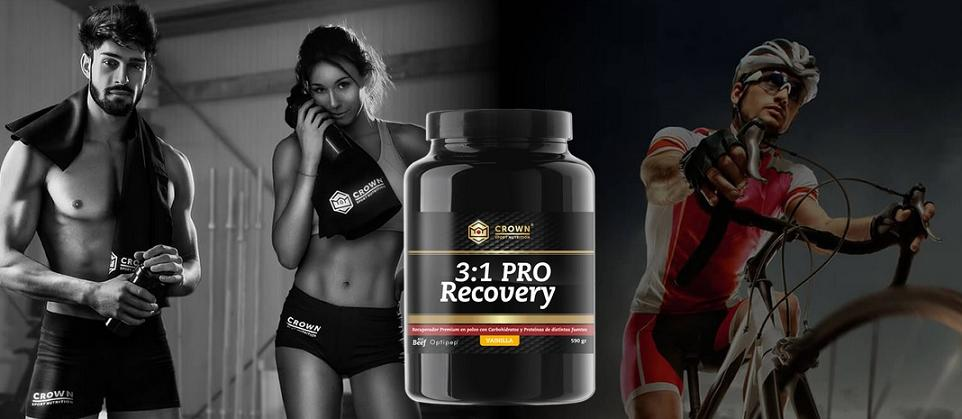 Crown Sport Nutrition 3:1 PRO Recovery