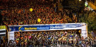 15K Nocturna Valencia
