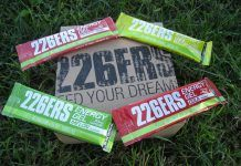 226ERS BIO Energy Gels - Portada