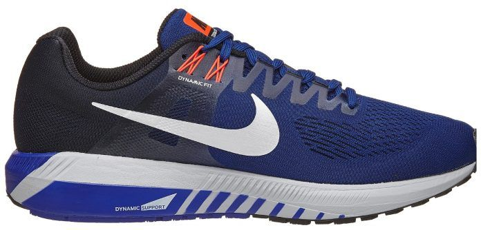 Nike Air Zoom Structure 21 - Interior