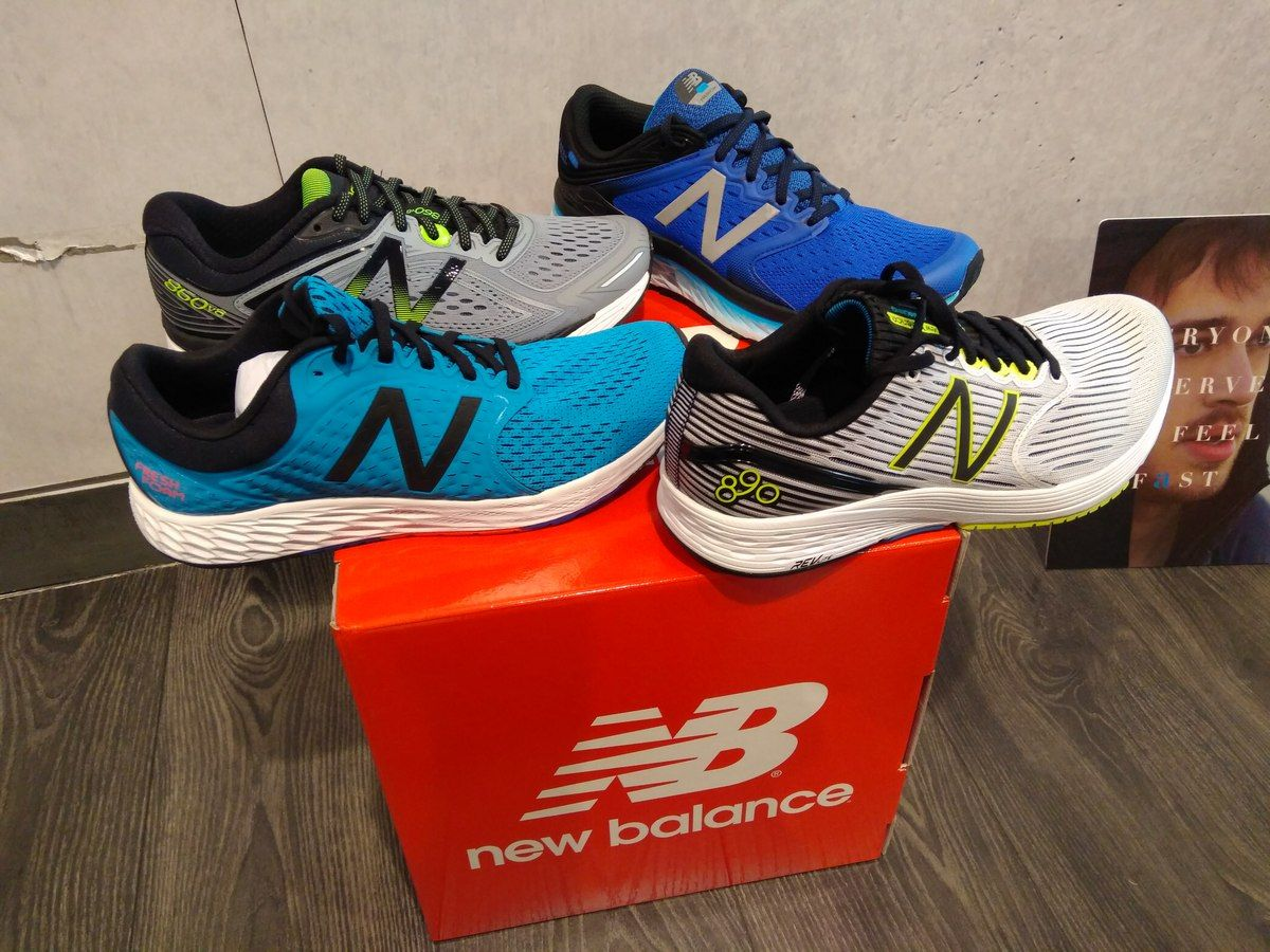 new balance running zapatillas