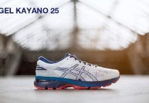Asics Gel Kayano 25 - Portada