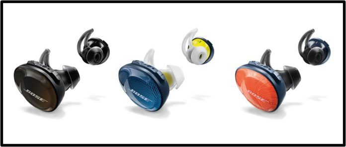 Bose SoundSport Free - Gama Colores