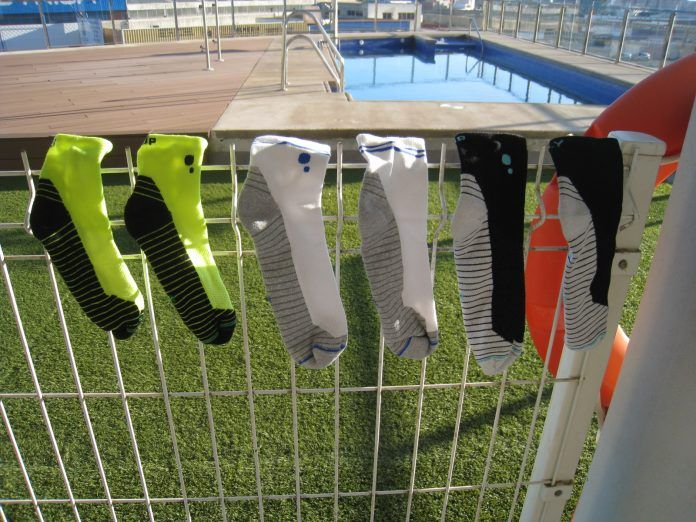 Other Socks Athletic Experience - Tendidos