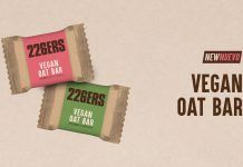 226ERS Vegan Oat Bar